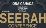 Seerah Conference 2017 by IONA Canada